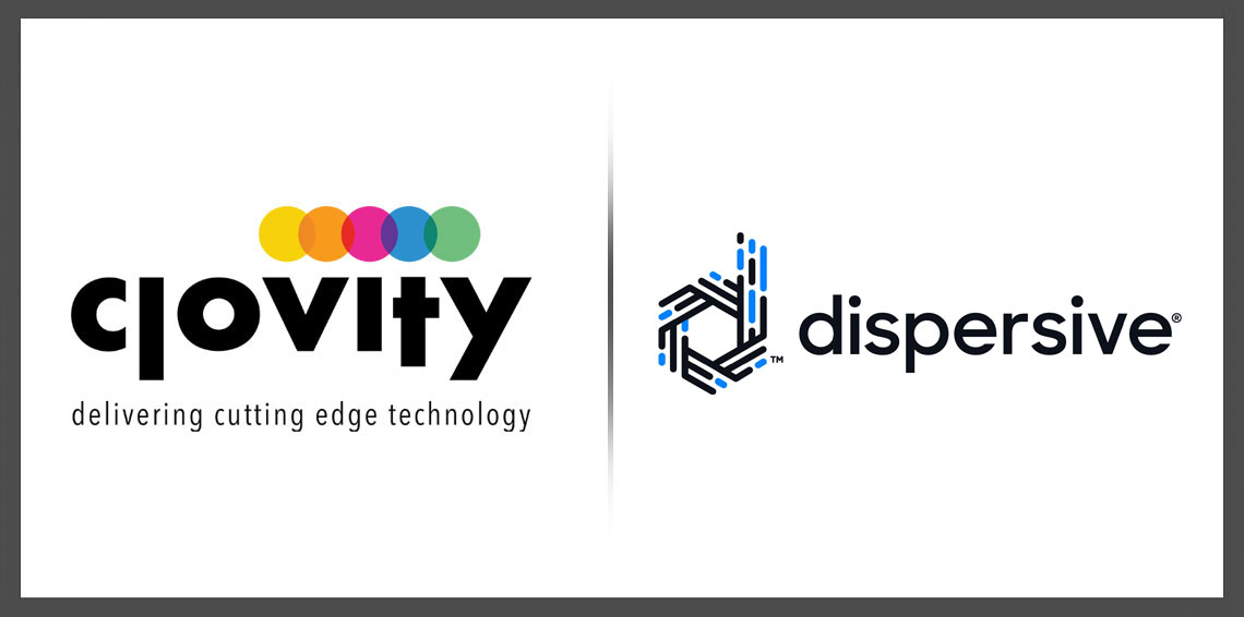Clovity Partners with Dispersive Networks on Securing Large Scale IoT Device Deployments for Enterprise and Smart City Initiatives
