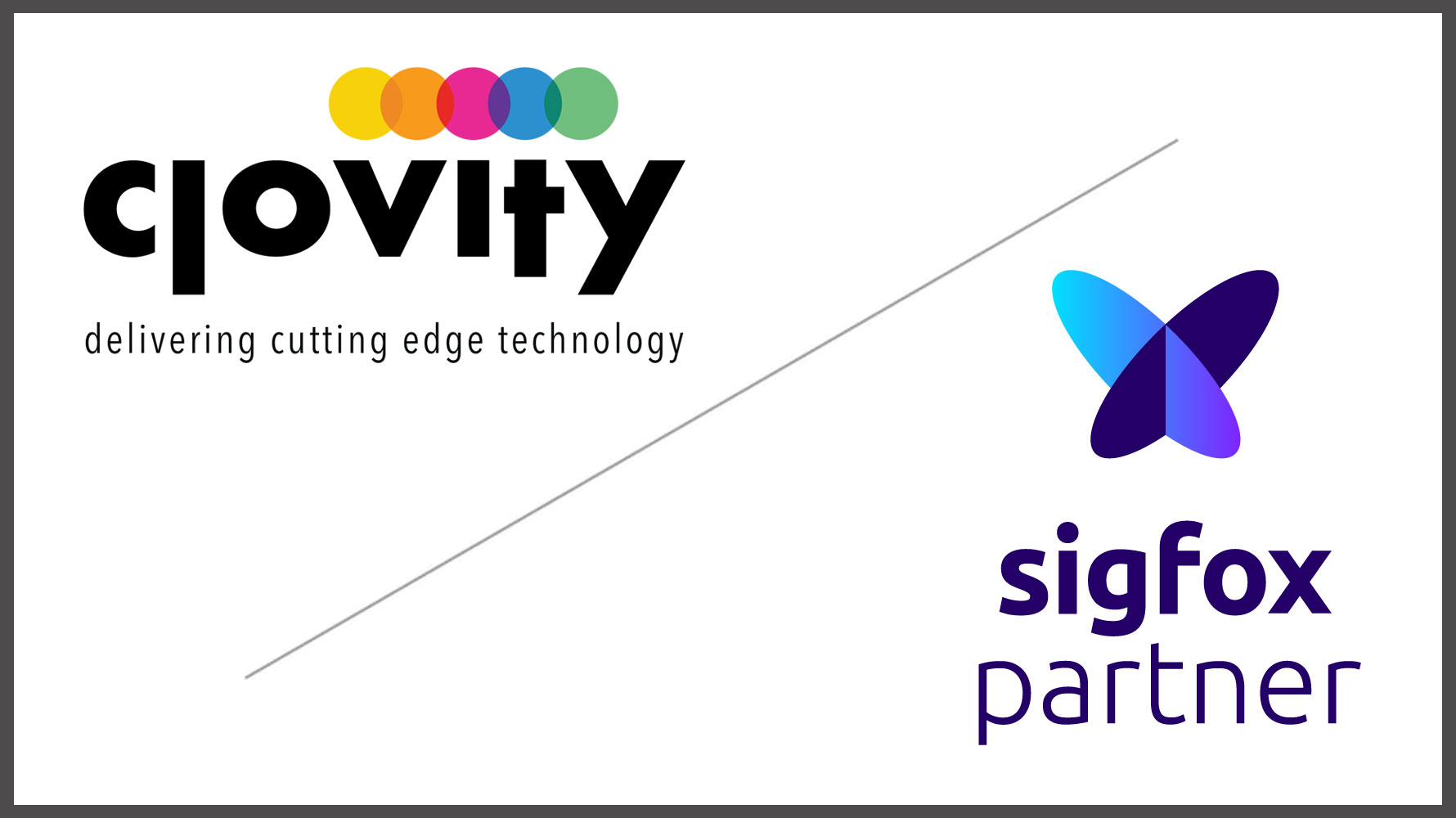 Clovity Partners with Sigfox for Multi-Faceted IoT Solution Building through Ultra Narrow Band Connectivity for Enterprise and Smart City Clients
