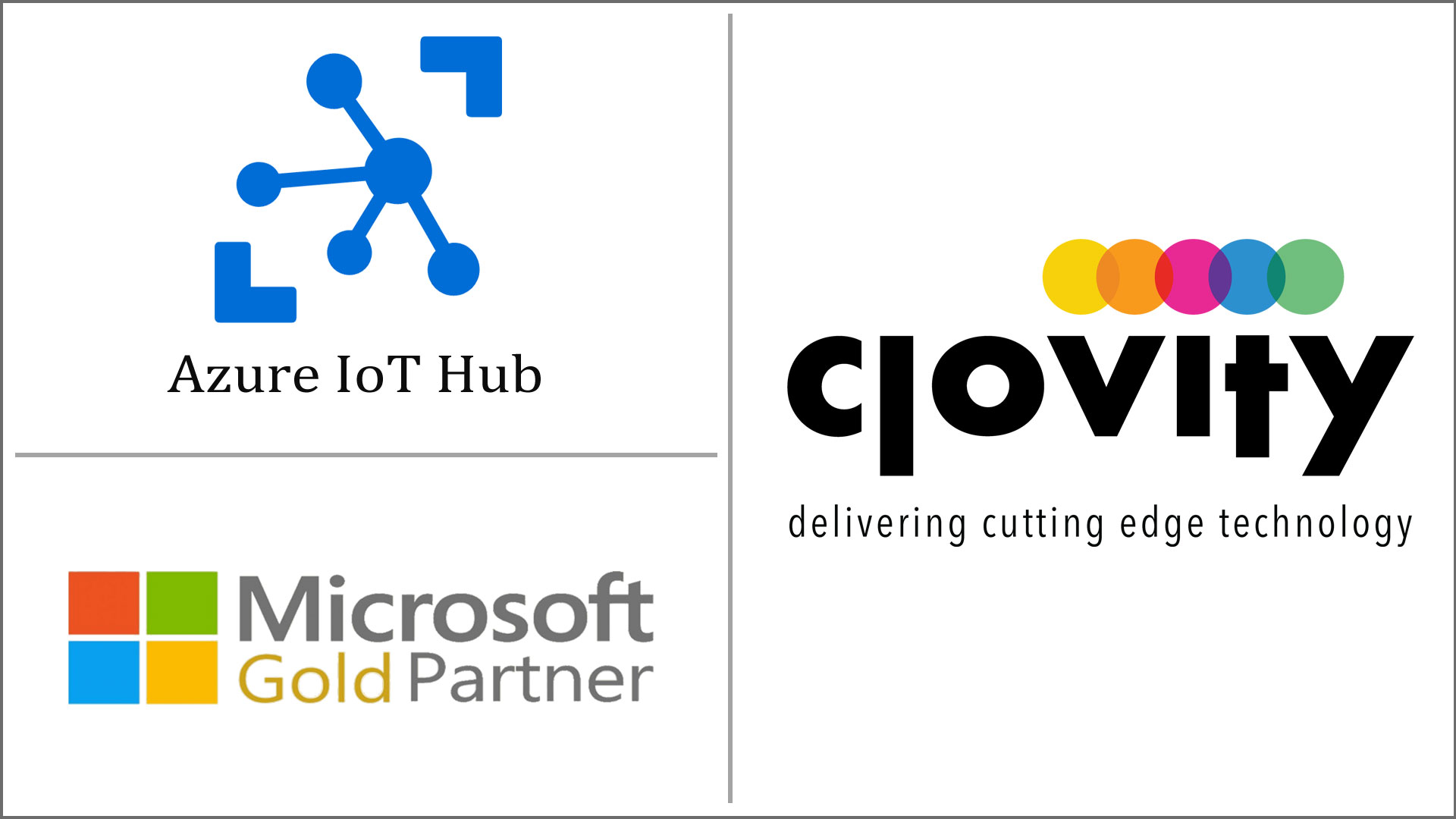 Clovity Achieves Microsoft Gold Solution Partner Competency