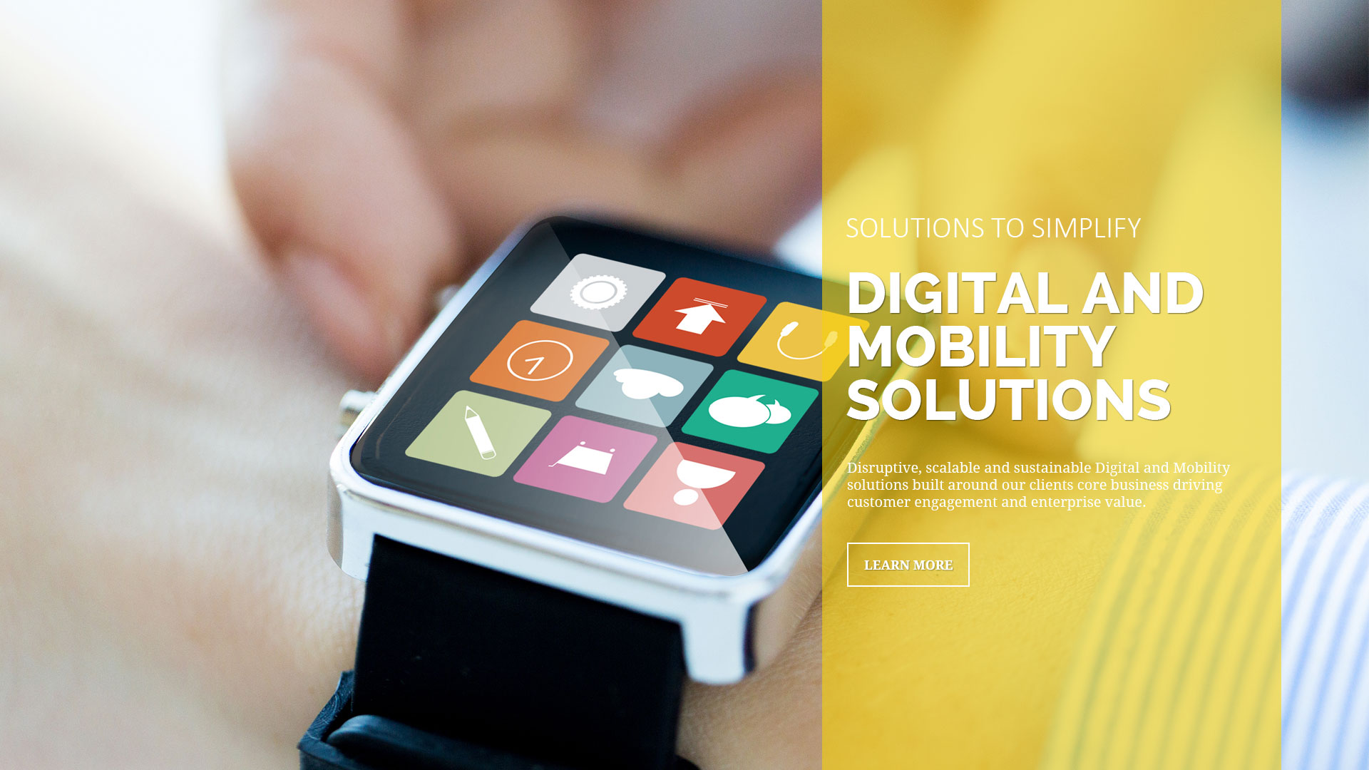 Digital and Mobility Solution