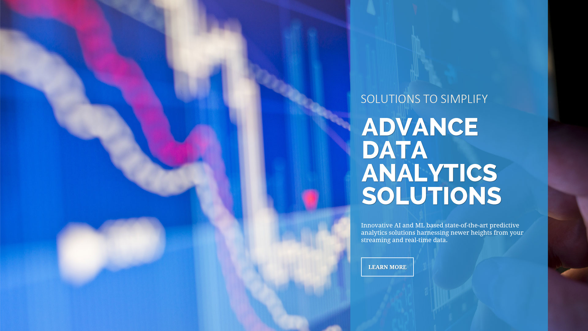 Advance Data Analytics Solutions
